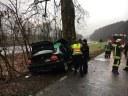 Verkehrsunfall mit eingeklemmter Person, K5103