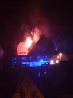 Wohnungs- und Gebäudebrand, Am Moosrain