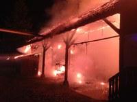 Wohnungs- und Gebäudebrand in Buchholz