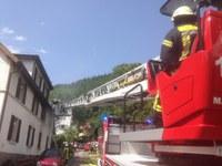 Wohnungsbrand in Kollnau