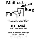 Maihock 2016 auf der Kastelburg